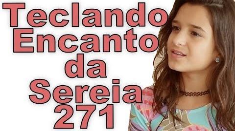 """""""Teclando"""" Encanto da Sereia 271"""
