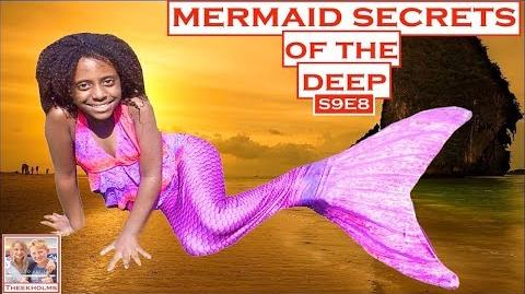 Mermaid Secrets of The Deep S9E8 LIVE - Season 9 Finale