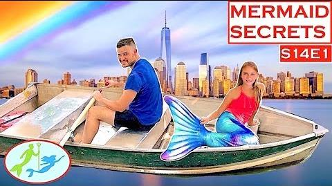 Mermaid Secrets of the Deep - S14E1 - THE MERMAID IN NEW YORK Theekholms