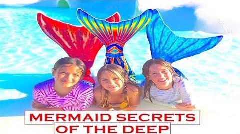 Mermaid Secrets of The Deep - S9E3 -THE NEW MERMAID