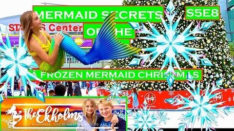 Mermaid Secrets of The Deep ~ A FROZEN MERMAID CHRISTMAS ~ S5E8