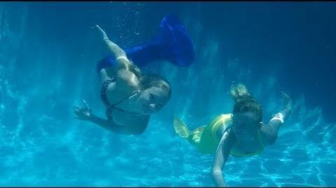 Mermaid Secrets Season 2 episode 1 Vacation!