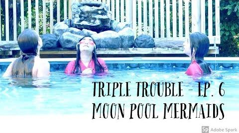 TRIPLE TROUBLE - Season 1 Episode 6 !!!!!