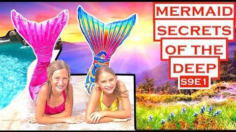 Mermaid Secrets of The Deep - S9E1 - SWIMMING POOL