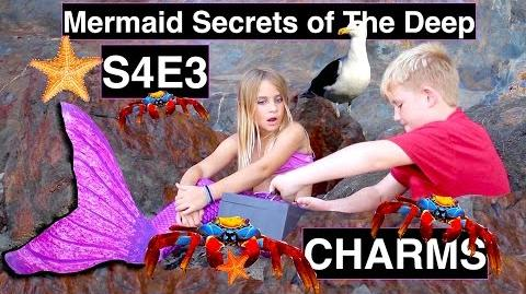 Mermaid Secrets of The Deep ~ Season 4 Episode 3 ~ THE CHARMS ~ Go For The Love of All Life