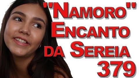"""""""Namoro"""" Encanto da Sereia 379"""