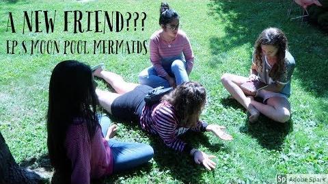 A NEW FRIEND???- EP