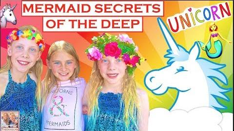 Mermaid Secrets of The Deep - S8E5 - UNICORN 🦄