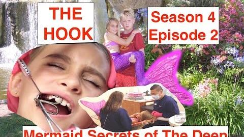 Mermaid Secrets of The Deep ~ Season 4 Episode 2 ~ THE HOOK ~ A Short Mermaid Youtube Movie