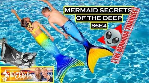 Mermaid Secrets of The Deep ~ S6E4 ~ BRAVE
