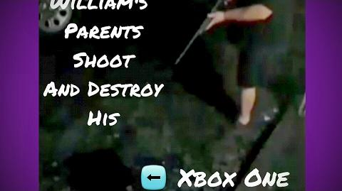 DAD SHOOTS SON'S XBOX ONE!!!