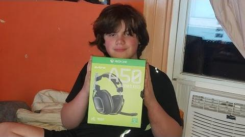 Astro A50 Wireless Video Gaming Headset Unboxing And Review