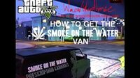 GTA V (XBOX 360) - How To Get The Smoke On The Water's Black & Green Brute Pony