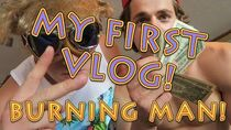 MY FIRST VLOG - THE ROAD TO BURNING MAN!