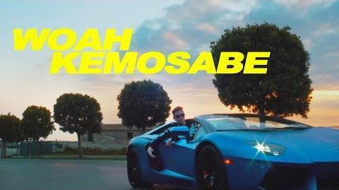 RSK & Blaze - Woah Kemosabe (Official Video)