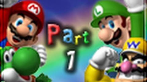 Super Mario 64 DS Walkthrough Part 1