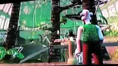 Wallace and Gromit Walkthrough Part 1