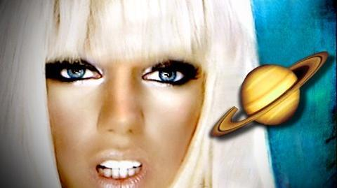 """Lady Gaga - Poker Face - Parody (""""Outer Space"""")"""