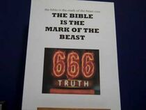 THE BIBLE IS THE MARK OF THE BEAST!