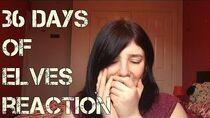 36 Days Of Elves Reaction
