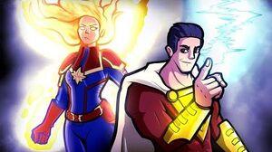 Captain Marvel vs