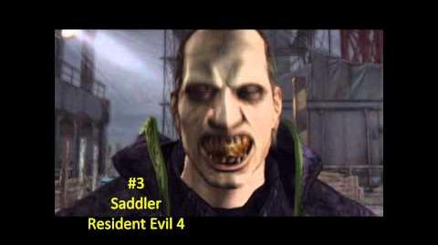 Top 10 Resident Evil Transformations