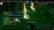 DOTA - Invoker Rampage - 5 kills