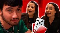 Noah Boat does magic tricks for the Merrell Twins!