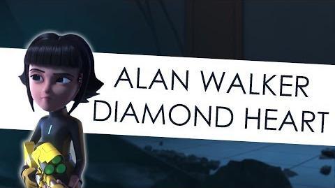 SPECIAL 20K SUBSCRIBERS!!!!! 💞 - Ejen Ali AMV - Alan Walker - Diamond Heart (feat