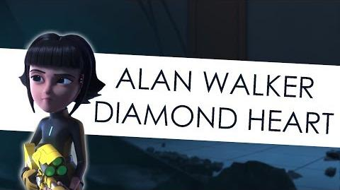 SPECIAL 20K SUBSCRIBERS!!!!! 💞 - Ejen Ali AMV - Alan Walker - Diamond Heart (feat