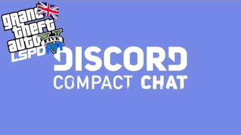 Discord - GTA 5 British LSPDFR Community Discord!