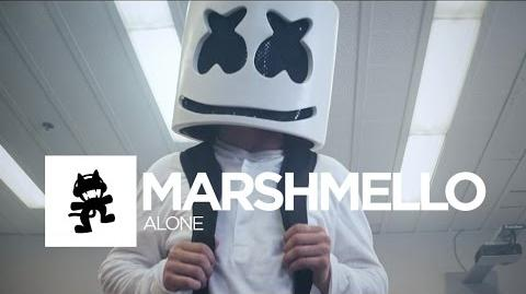 Marshmello - Alone Monstercat Official Music Video