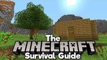 The Minecraft Survival Guide ▫ Surviving Your First Night! (1