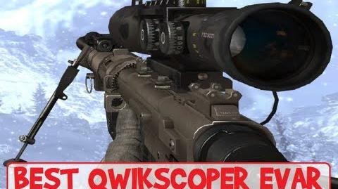 I am the BEST QwikScoper Evar
