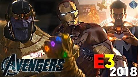 New Avengers Game Reveal at E3 2018?!