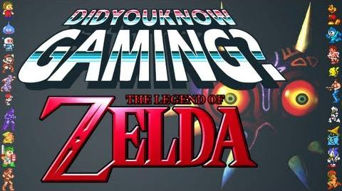 Zelda - Did You Know Gaming? Feat