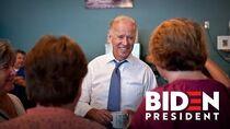 Joe Biden para Presidente Palabras
