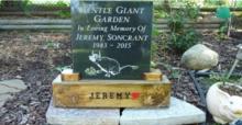 Jeremy soncrat memorial