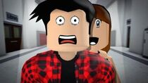 The Oder FULL MOVIE (A Horror Roblox Story)