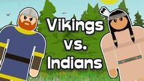 What if the Vikings had stayed in North America? Alternate Afterthought