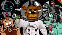 FREDDY PLAYS Freddy in Space 2 (Part 1) FREDDY FAZBEAR'S SON IS IN TROUBLE!!!