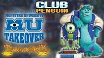 Club Penguin Monsters University Party Walkthrough