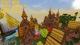 Minecraft NERO Stadt Gelb