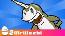 Narwhals animated music video MrWeebl