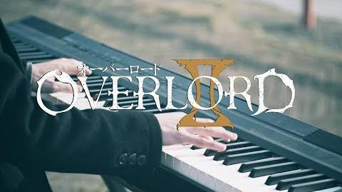 Overlord II ED - HYDRA - MYTH & ROID Piano Cover