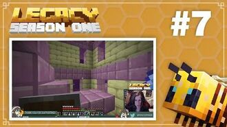 LegacySMP 7 Survival Antics Do we go to the End? Build? Why not both?