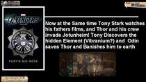 Avengers Timeline breakdown