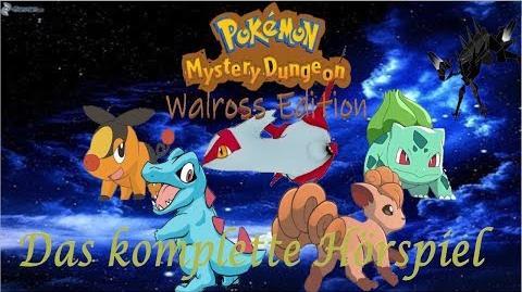 Das gesamte Hörspiel Bonus-Bilder Pokemon Mystery Dungeon Walross Edition-0