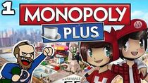 Welcome back to Monopoly! (Monopoly Plus w Friends - Episode 1)