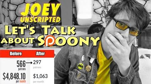 Let's Talk About Spoony - Joey Unscripted JHF